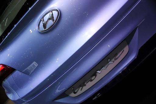 Компания Hyundai представила в Женеве концепт кроссовера Ix-Onic