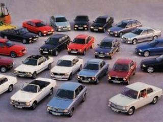 Выросли продажи автомобилей