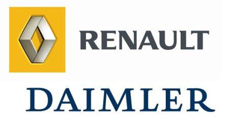 Renault и Daimler