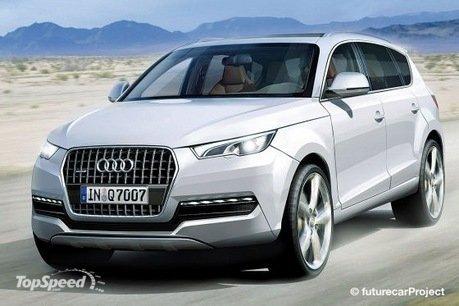 Audi от президента