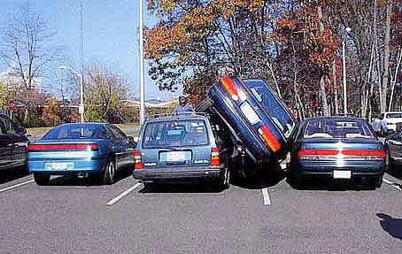 Проблемы с парковкой