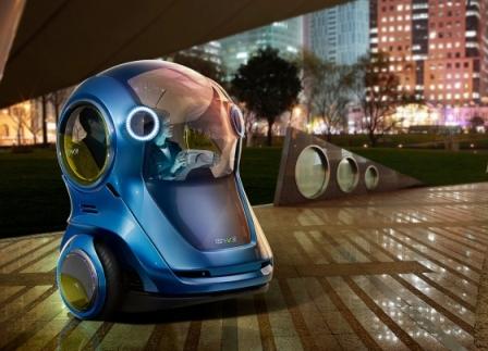 Городской автомобиль 2030