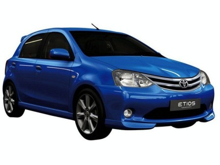Etios от Toyota