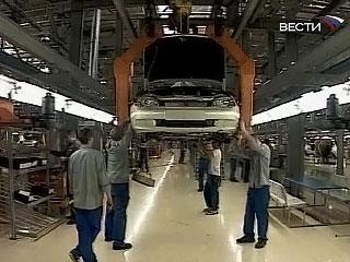 Сотрудники Горьковского автозавода
