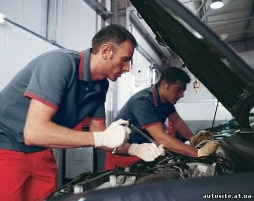 Тех.обслуживание автомобиля