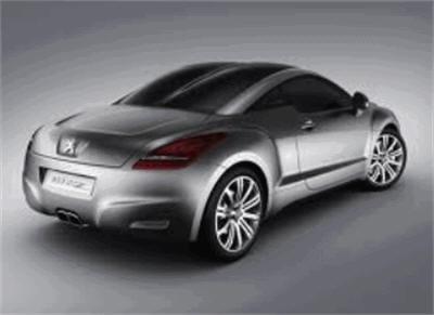 RCZ от Peugeot