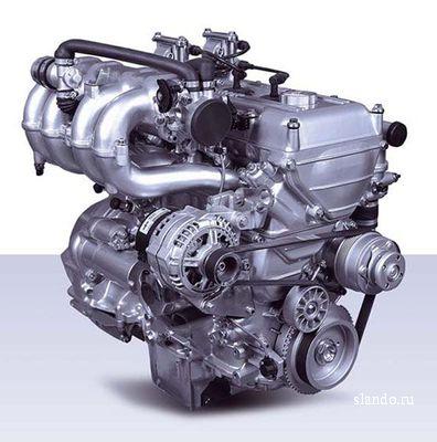 Холодный инжекторный двигатель