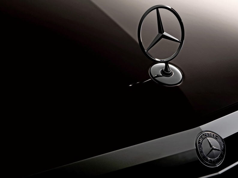 BYD и Mersedes-Benz