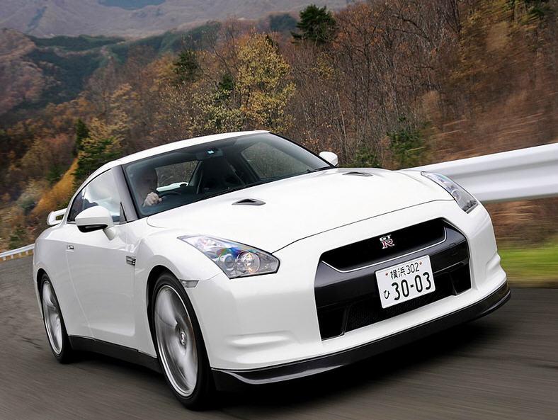 GT-R от Nissan