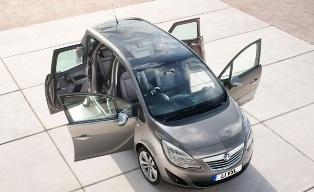 Opel Mervia