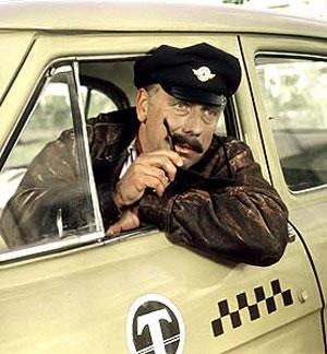 Украинские таксисты жалуются