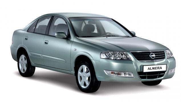 Nissan Almera Classic LADA