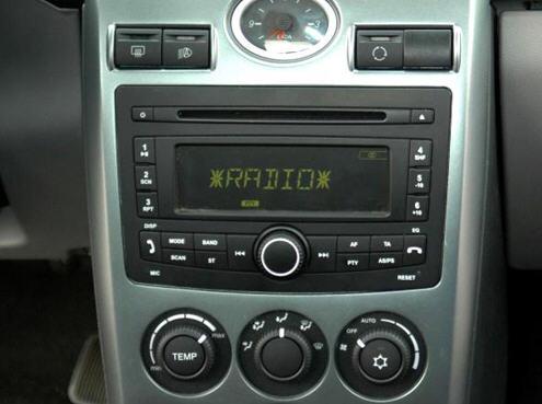 штатная аудиосистема