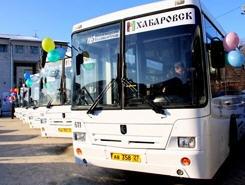 проезд в муниципальных автобусах