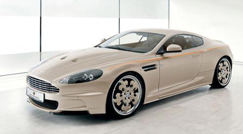 Graf Weckerle: Aston Martin DBS 2011