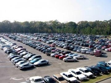 парковочные зоны