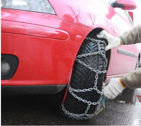 Зимние шины и цепи