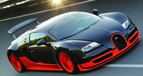 ТОП-10 самых дорогих автомобилей в мире