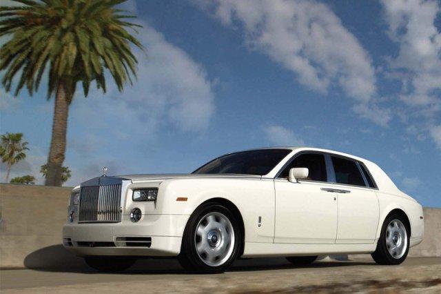 Продажа Rolls Royce в Китае