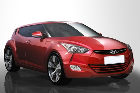 Компактный кроссовер Hyundai