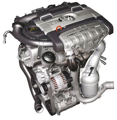 Двигатель 1,4