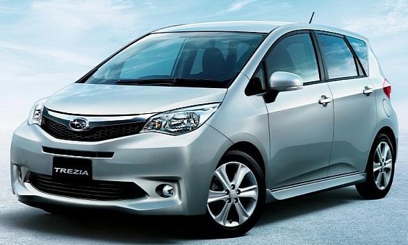 Subaru представит