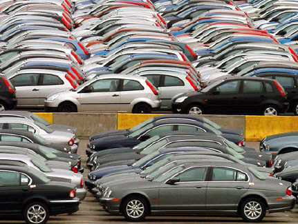 импорт автомашин