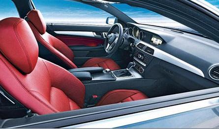 купе Mercedes-Benz