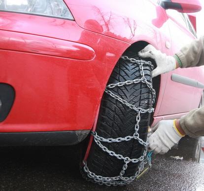 шины и цепи