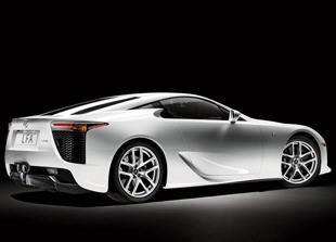 Автопроизводитель Lexus