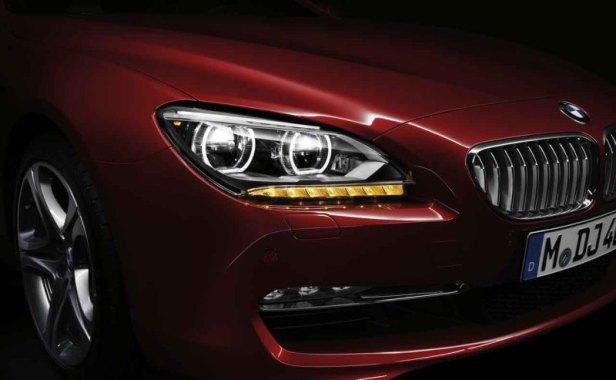BMW 6-серии Coupe