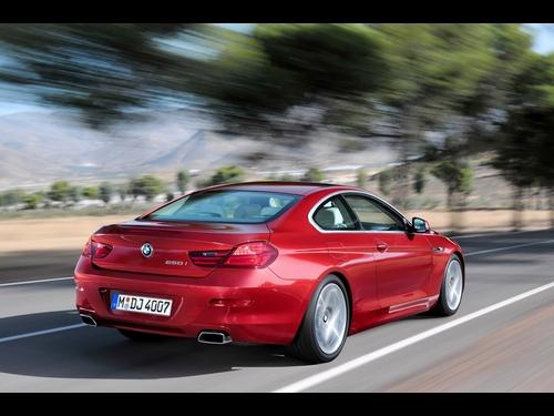 BMW 6-й серии купе