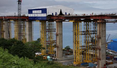 открыта вторая половина моста