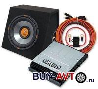Автомобильная акустическая система
