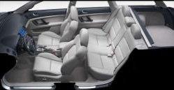 Салон Subaru